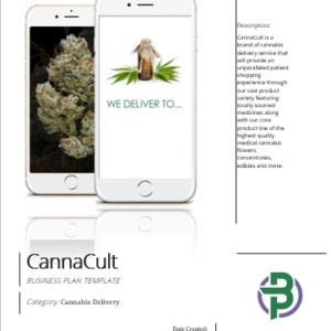 Cannabis Delivery Business Plan Template