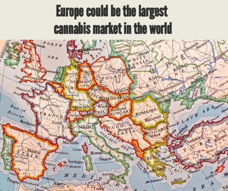 Legal Cannabis in Europe