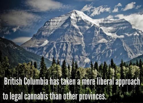 British Columbia Cannabis Legalization