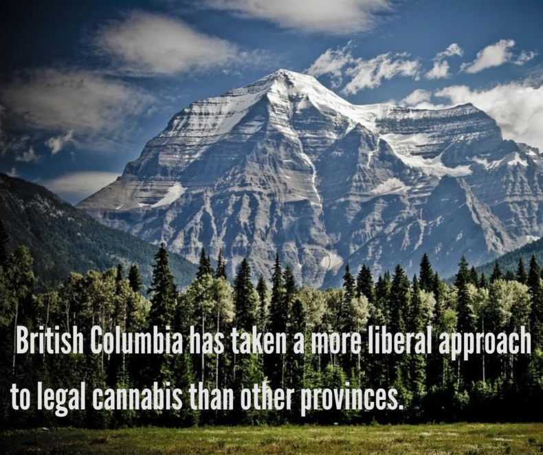 British Columbia Cannabis Legalization